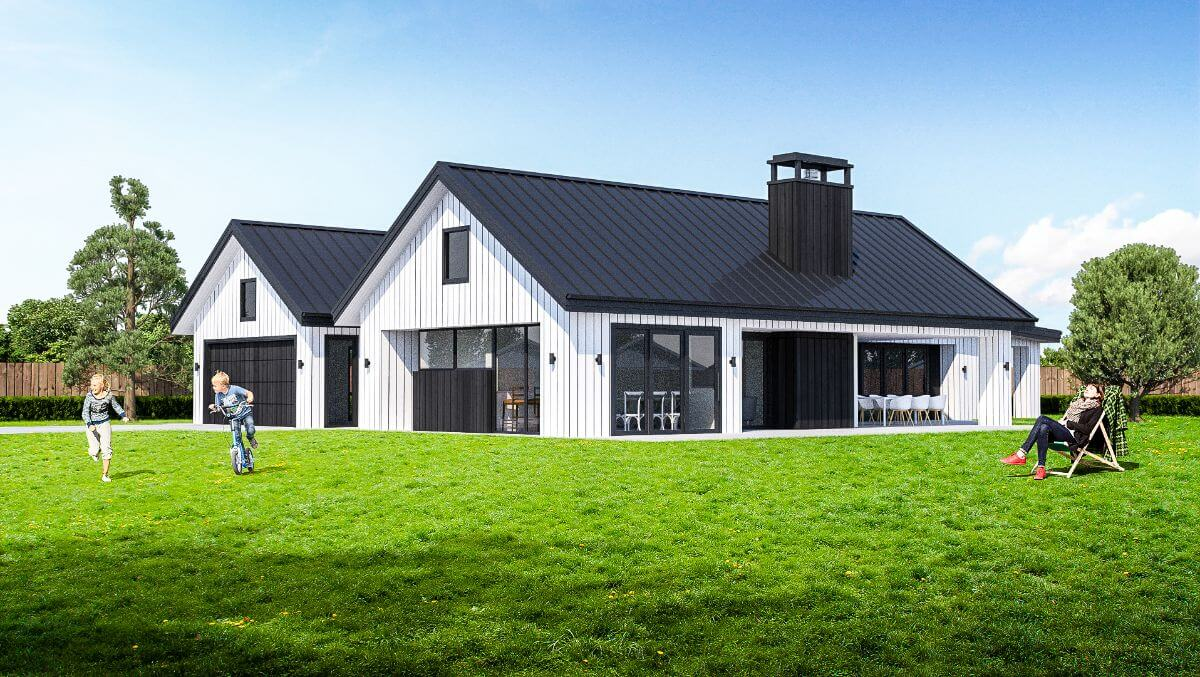 build taupo new build house plan